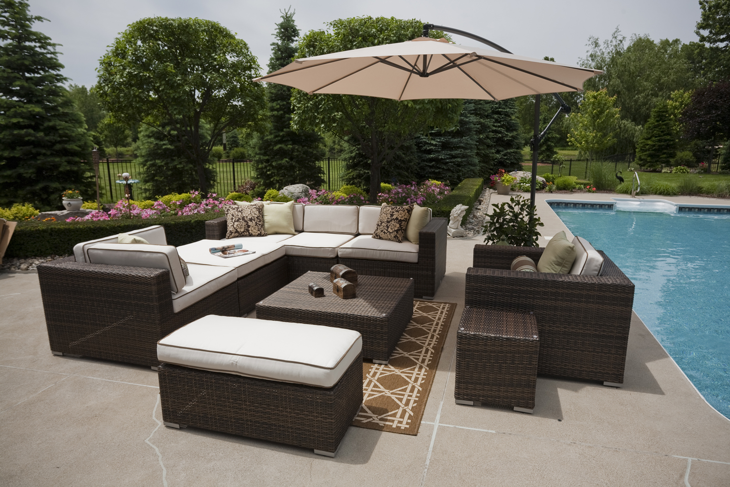 Patio furniture and beyond for 2012 for Terrace chairs